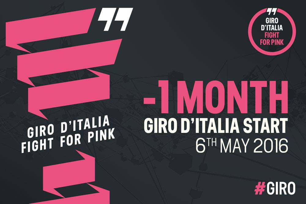 99th EDITION OF GIRO D'ITALIA IS COMING