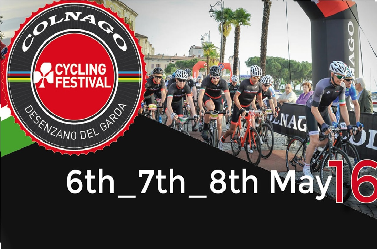 COLANAGO CYCLING FESTIVAL...LET'S MEET US