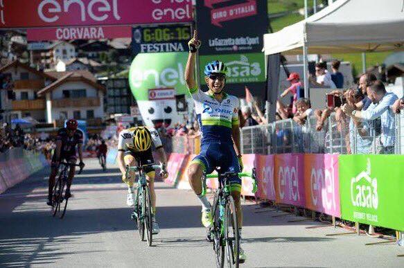 Grande vittoria per il team Orica-Greenedge
